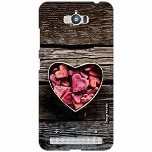 Design Worlds - Asus Zenfone Max Designer Back Cover Case - Multicolor Phone ...