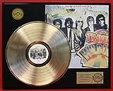 "Traveling Wilbury ""Traveling Wilbury"" 24Kt Gold LP Record LTD Edition Display"