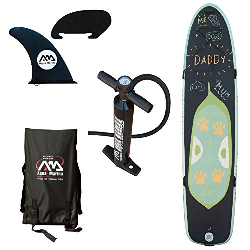 AQUA MARINA, SUPER TRIP-SPAR-SETs, Paddle Board, SUP, 330x75x15 cm