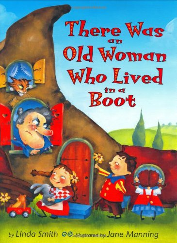 There Was an Old Woman Who Lived in a Boot PDF