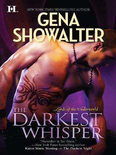 The Darkest Whisper (Lords of the Underworld, #4)