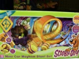 Scooby Doo Mine Car Mayhem Stunt Set - Character
