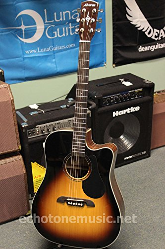 Alvarez Regent Rd26Cesb Acoustic Electric Guitar, Comes With Durable Deluxe Bag