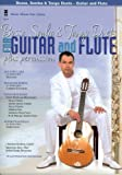 Bossa, Samba and Tango Duets for Guitar & Flute Plus Percussion with CD (Audio)