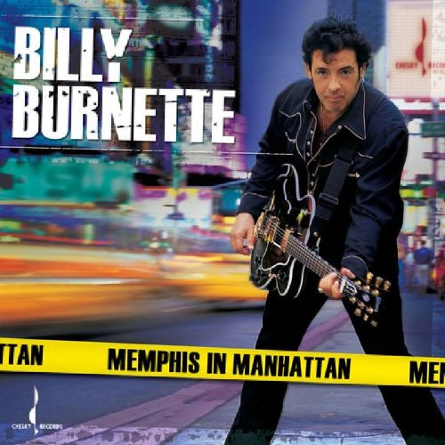 Billy Burnette – Memphis In Manhattan (2006) [Official Digital Download 24bit/96kHz]