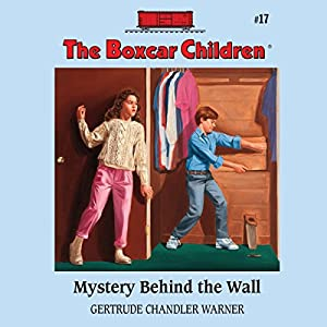 Mystery Behind the Wall Audiobook