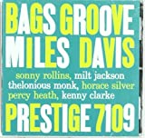 Bag's Groove by Davis, Miles [Music CD]