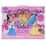 Fashion Design Disney Princess Paper Doll Set