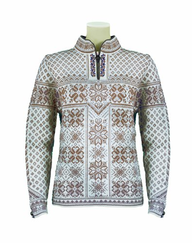 Dale-of-Norway-Damen-Pullover-Peace-Warm-TaupeOff-White-S-13311-D