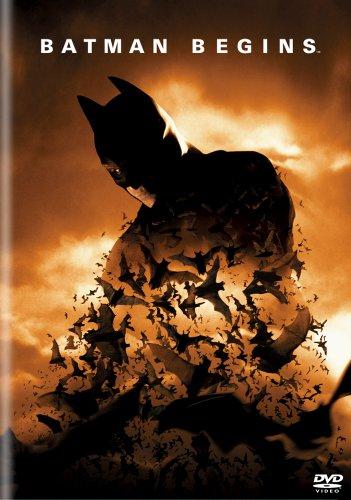 ダークナイト ライジングが盛り上がっているところに「バットマン ビギンズ」観てみました
