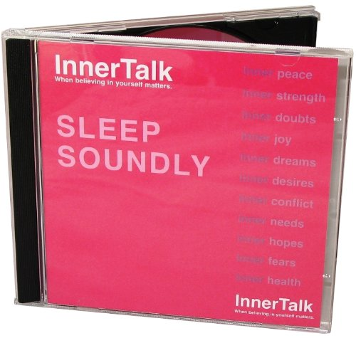 InnerTalk CD155MU Sleep Soundly - Subconscious Learning CD