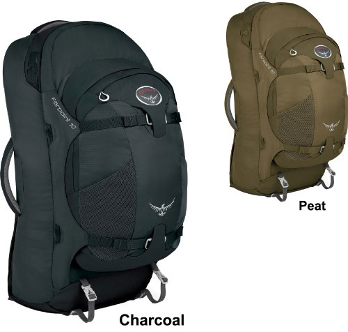 Novas: !Review Osprey Farpoint 70 Travel