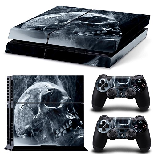 Vinyl Decal Protective Skin Cover Sticker for Sony PS4 Console And 2 Dualshock Controllers #05 (Ps4 Controller Protective Skin compare prices)