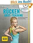 R�cken-Akut-Training (mit DVD): Mit B...