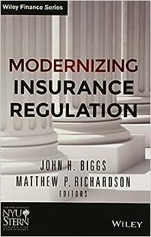 Modernizing Insurance Regulation (Wiley Finance)