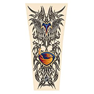 nhl atlanta thrashers tribal tattoo sleeve sports fan jewelry sports outdoors. Black Bedroom Furniture Sets. Home Design Ideas