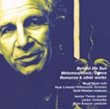 Alexander Goehr- Behold the Sun & Other London Philharmonic Orchestra