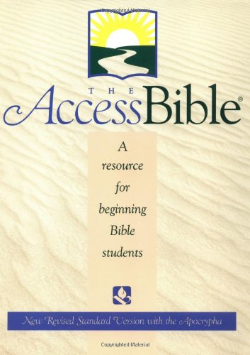 The Access Bible, New Revised Standard Version with...
