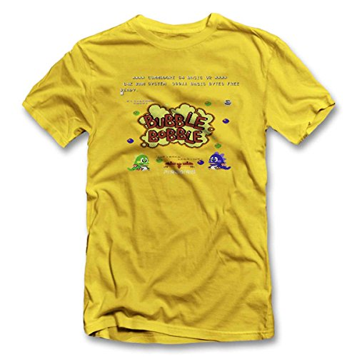 Bubble Bobble T-Shirt S-XXL 12 Colours