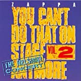 You Can't Do That On Stage Anymore Vol. 2 by frank zappa (1995-01-01)