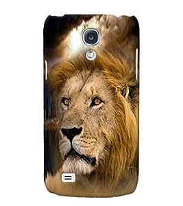 PRINTVISA Tiger Case Cover for Samsung Galaxy S4 Mini
