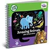 Leap Frog Leap Start Kindergarten Activity Book: Amazing Animals And Conservation