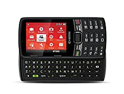 Kyocera Contact Black (Virgin Mobile)