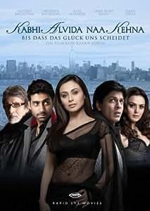 Bis dass das Glück uns scheidet - Kabhi Alvida Naa Kehna [2 DVDs]