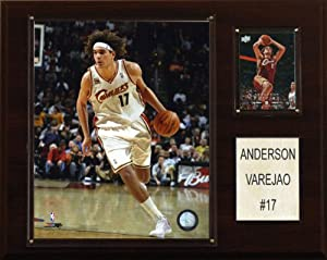NBA Anderson Varejao Cleveland Cavaliers Player Plaque by C&I Collectables
