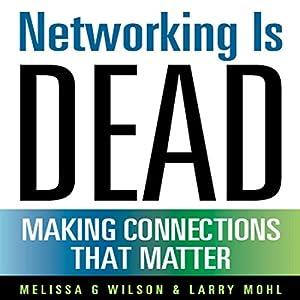 Networking Is Dead Audiobook
