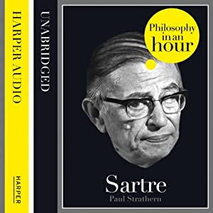 Sartre: Philosophy in an Hour Audiobook