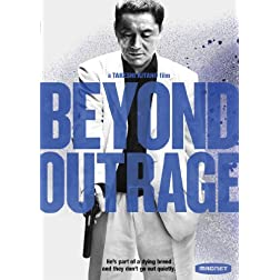 Beyond Outrage [Blu-ray]