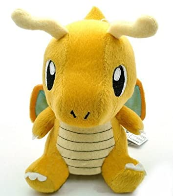 Pokemon soft toy plush figure Dragonite 17 cm