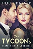 The Tycoon's Triplet Baby Surprise