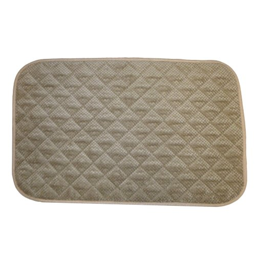 Snoozzy Chenille Sleeper Dog Bed Md Peat front-966494