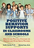 img - for Positive Behavior Supports in Classrooms and Schools: Effective and Practical Strategies for Teachers and Other Service Providers book / textbook / text book
