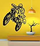 Hoopoe Decor Bike rider no 10 Wall Stickers and Decals