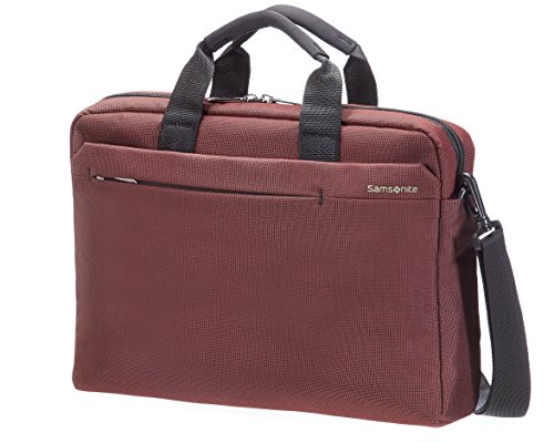 "Samsonite Cartella Network 2 Laptop Bag 13""-14.1"" 9.5 liters Rosso (Ionic Red) 51883-2973"