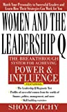 img - for Women and the Leadership Q : Revealing the Four Paths to Influence and Power book / textbook / text book
