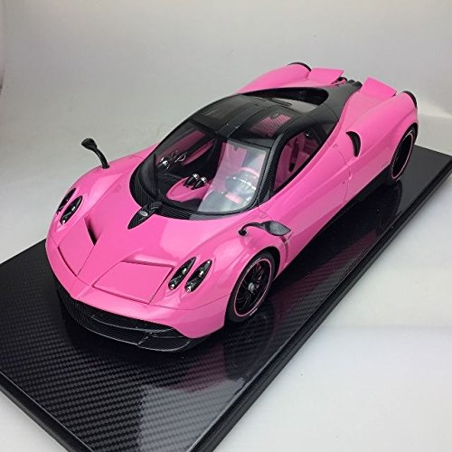 Pagani Huayra in Pink Limited 6 pcs Peako 1/12