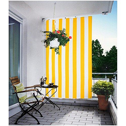 Floracord 05-77-61-00P - Vela de sombra para patio, multicolor