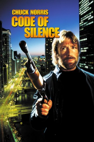 Amazon Com Code Of Silence Chuck Norris Henry Silba