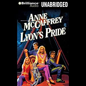 Lyon's Pride, Book 4 Audiobook