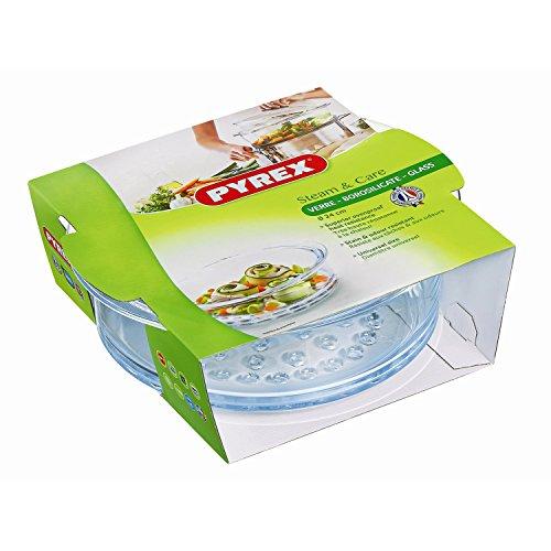 pyrex-4937236-panier-vapeur-verre-transparent-302-x-32-x-10-cm
