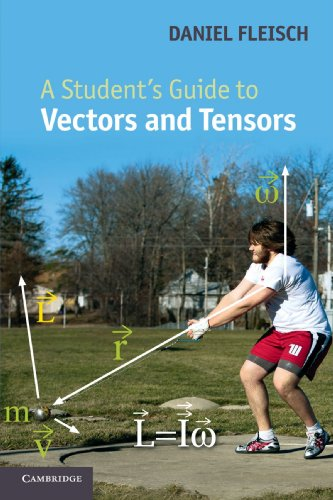 A Student's Guide to Vectors and Tensors Paperback