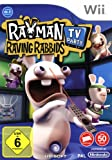 echange, troc Rayman Raving Rabbids TV-Party [Software Pyramide] [import allemand]