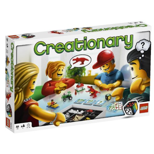 LEGO Creationary Games