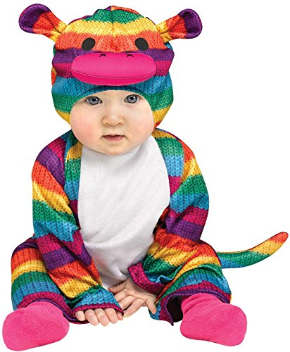 Rainbow Sock Monkey Costume For Toddlers