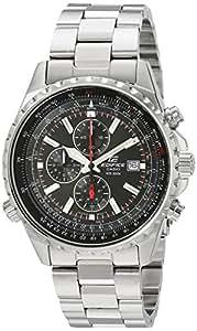 Casio Men's EF527D-1AV Edifice Stainless Steel Multi-Function Watch
