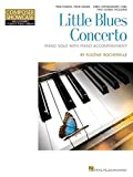 img - for Little Blues Concerto - Composer Showcase - Early Intermediate Level (Composer Showcase: Hal Leonard Student Piano Library) book / textbook / text book